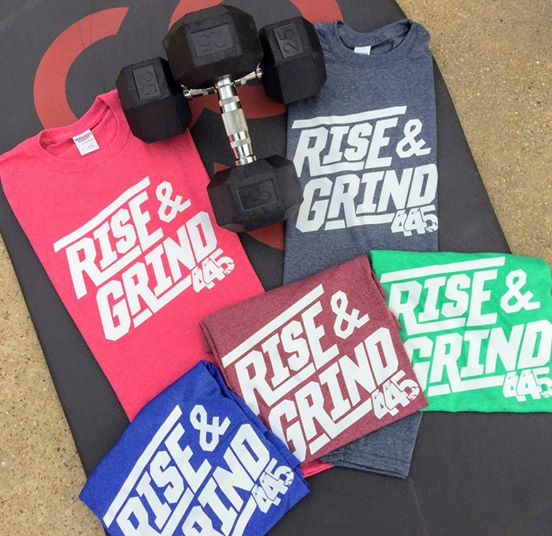 Rise & Grind Workout Apparel